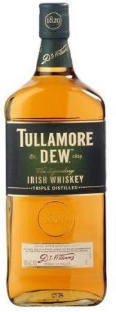 Tullamore Dew Irish Wiskey           1 L