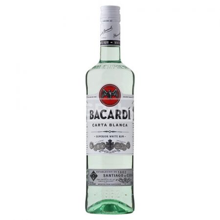 Bacardi Fehér Rum AKCIÓ!!!          0.70