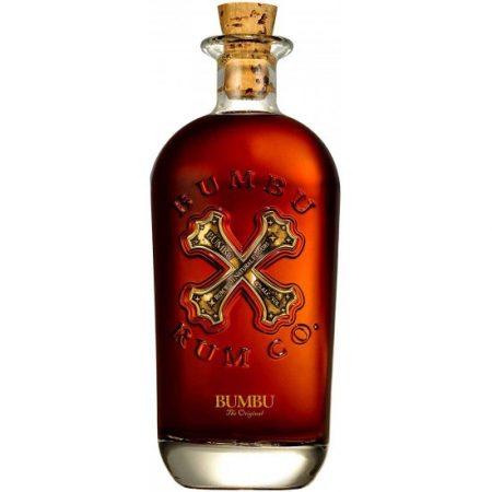 Bumbu The Original 40% Rum          0.70