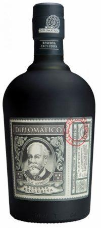 Diplomático Exclusiva Rum           0.70