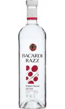 Bacardi Razz                        0.70