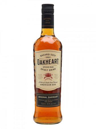 Bacardi Oakheart 35%                 1 L