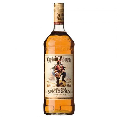 Captain Morgen Spiced                1 L