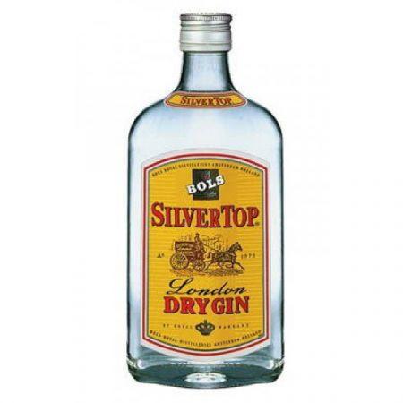 Bols Silver Top Dry Gin             0.70
