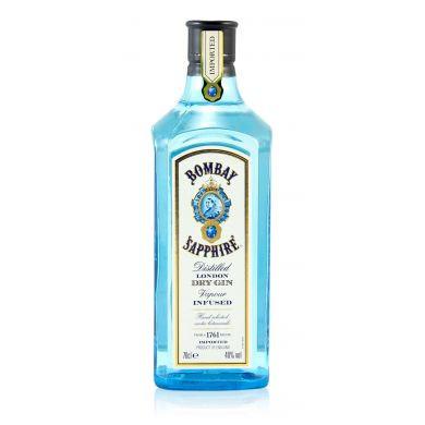 Bombay Sappihire gin                0.70