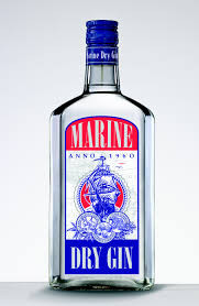 Marine Dry Gin                       1 L