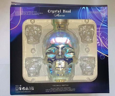 """Cristal Head """"Aurora"""" 40% PDD       0.70"""