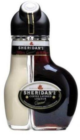 Sheridan's krémlikőr                0.50