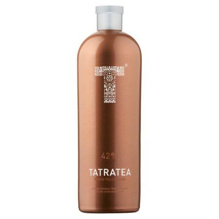 Tatratea Őszibarack-Fehér 42% Likőr 0.70