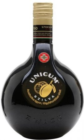 Zwack Unicum Szilva ÚJ 34.5%         1 L