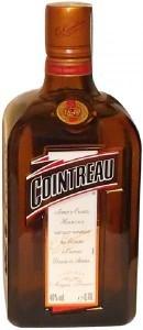 Cointreau likőr                     0.70