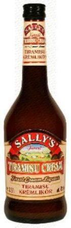 Sally's Tiramisu Krémlikőr          0.50