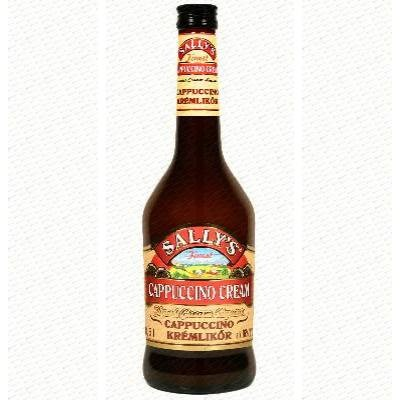 Sally's Cappucino Krémlikőr         0.50