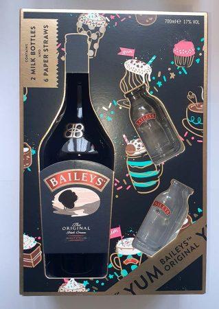 Baileys Irish Cream+tejesüveg       0.70