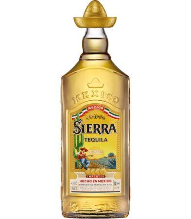 Tequila Sierra Silver                1 L