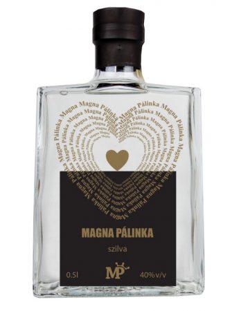 Magna Cum L.  Szilva pálinka 40%    0.50