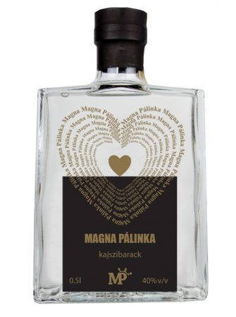 Magna Cum L. Kajszib. pálinka 40%   0.50