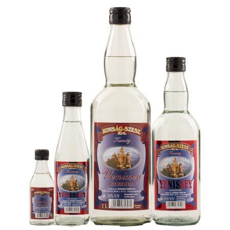 Kun.Yenissey ízű szi. 33%         p 0.50
